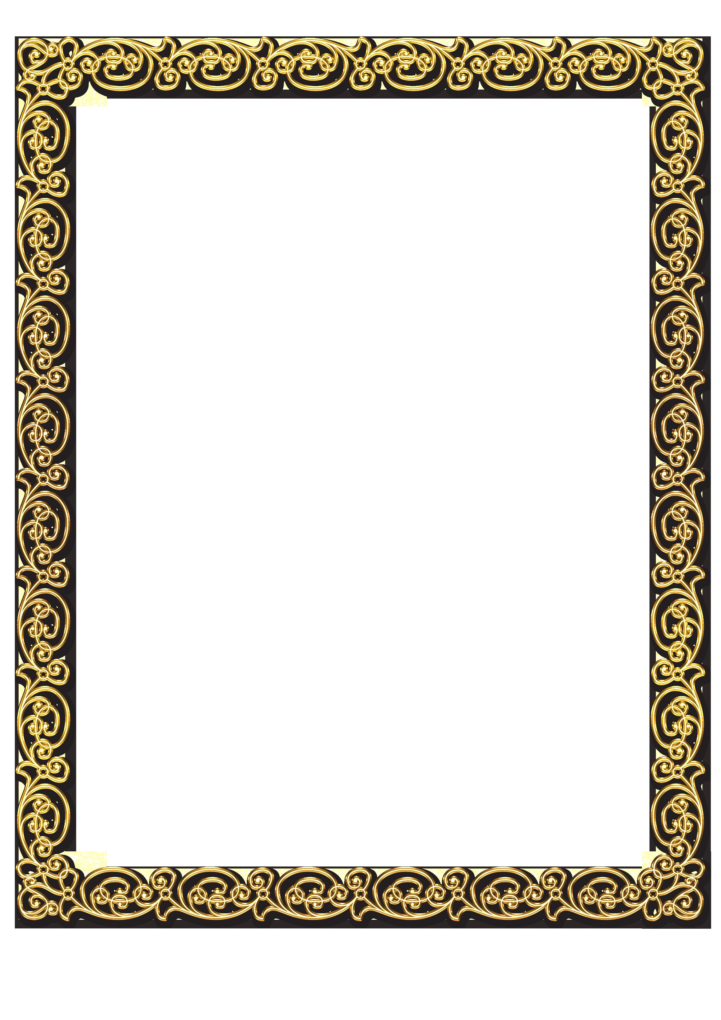 Узоры золотые фото